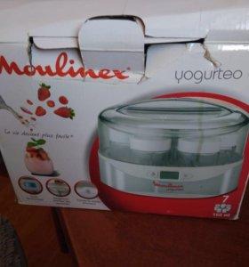 Йогуртница марки Moulinex