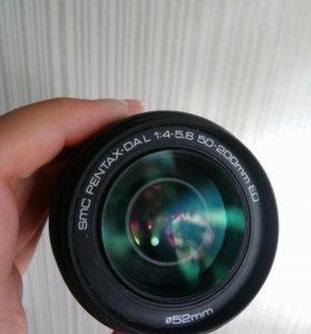 Обьектив Pentax 50-200mm