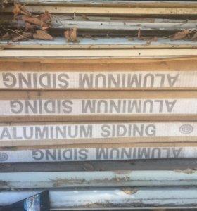Сайдинг ( алюминий ) США