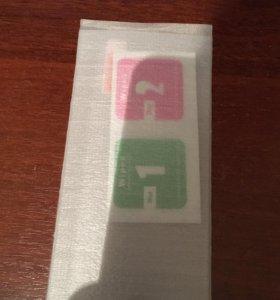 Защитное стекло iPhone se, 5s