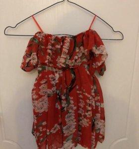 Платье Мама доча