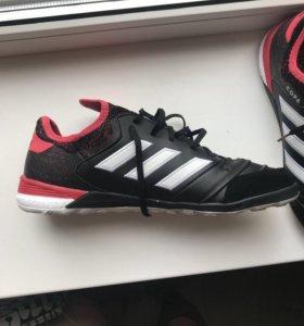 Футбольные шиповки-залки Adidas Copa 18.1 43-44
