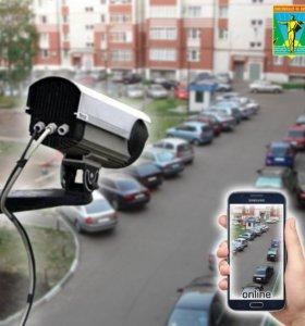 Видеокамеры, видеонаблюдение AHD, ip комсомольск