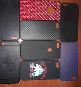 Чехлы iPhone 5s/se