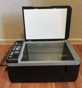 HP Deskjet F4180 Принтер/сканер/копир