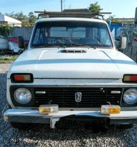 ВАЗ (Lada) 4x4, 1993