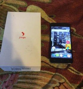 Смартфон Jinga Touch 4G Grey