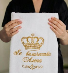 Полотенце новое