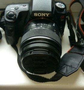 Фотоаппарат зеркальный Sony slt37