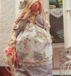 Изготавливаю кукол