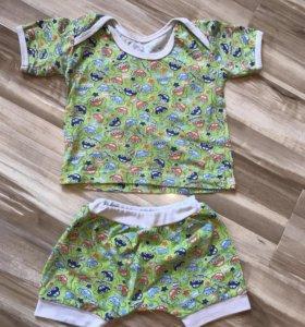 Пижама детская 74-80