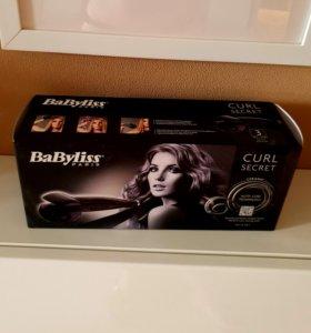 НОВЫЙ babyliss curl secret с1000е