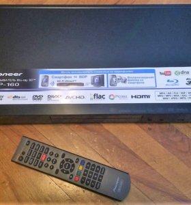 3D Blu-Ray-плеер Pioneer BDP-160