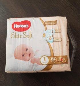 Новая упаковка подгузников