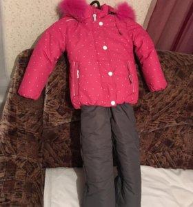 Куртка зимняя 1,5-2 года
