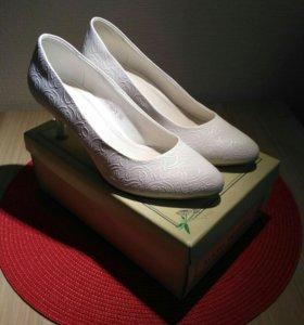 Туфли свадебные, размер 35,5