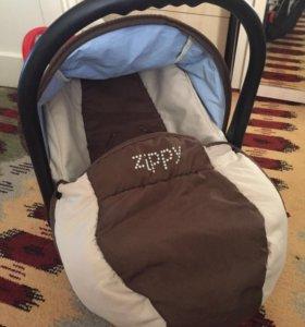 Автолюлька zippy