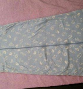 Спальный мешок, пижама 110 см
