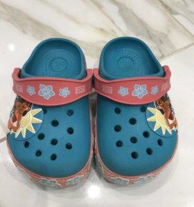 Кроксы Crocs р.С6