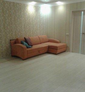 Квартира, 1 комната, 61.7 м²