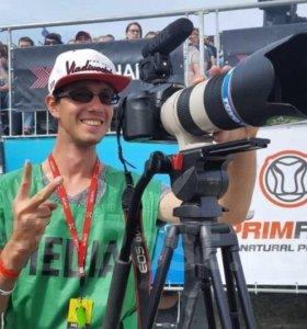 Видеооператор на свадьбу,видеосъёмка!