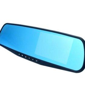 Зеркало заднего вида с авторегистратором