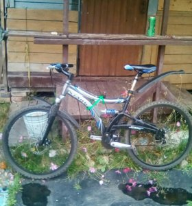 Велосипед Стэлс горный срочно...