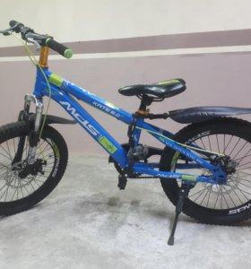 Велосипед как новый б/у