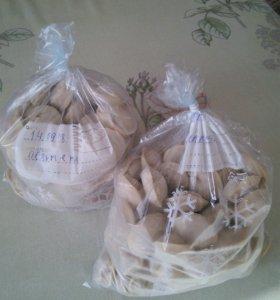 Пельмени домашние ручной лепки