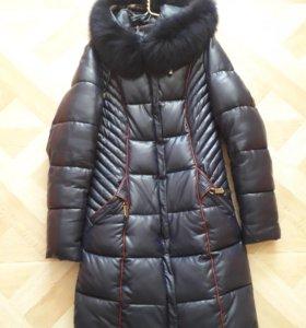 Зимняя куртка, очень теплая