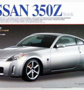 Сборная модель Nissan 350Z