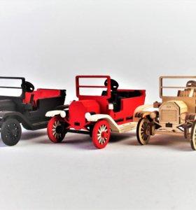 """Набор для моделирования """"Форд Т"""""""