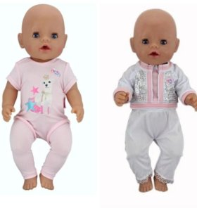 Новая Одежда baby born