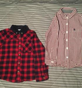 Рубашки River Island 2-3 года