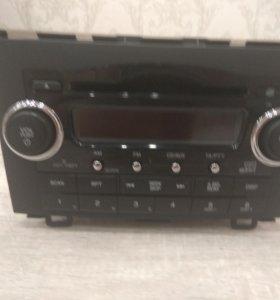 Магнитофон cr-v 2008
