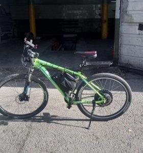Электро велосипед мирида