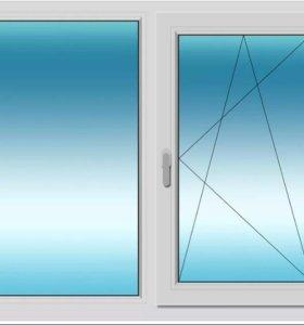 Пласковые окна