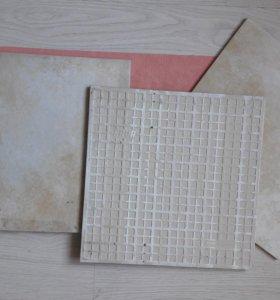 Керамическая плитка 4 шт