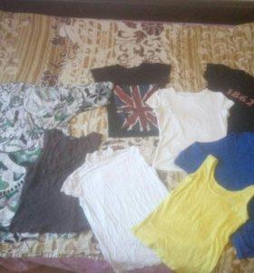 Женские вещи пакетом