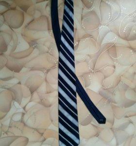 галстук Tommy-Hilfiger новый