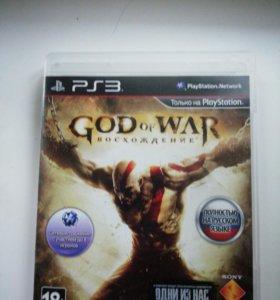 God of war восхождение
