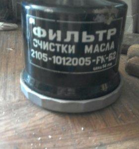 Масляный фильтр ваз 2105-1012005- РК-Б2