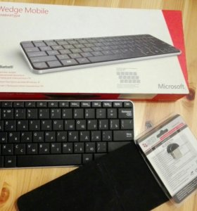 Wedge Mobilе клавиатура беспроводная