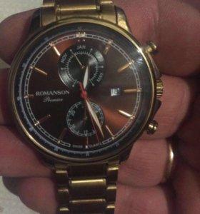 Часы «романсон»