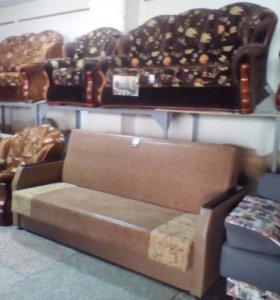 Мягкая мебель, диваны и кресла