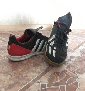 Миняшки футбольные Adidas(оригинал)