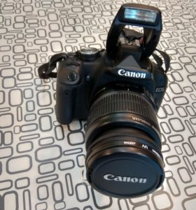 Canon rebel T1i EOS