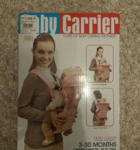 Рюкзак-кенгуру Baby Carrier