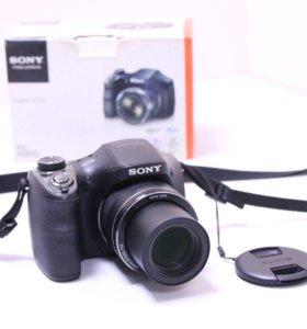 Цифровой фотоаппарат Soni Cyber-shot DSC-H300