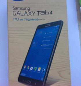 Новый планшет-телеф.Samsung Galaxy Tab4